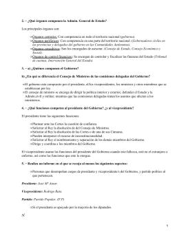 Administración General de Estado