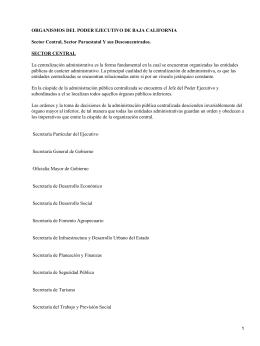 Administración Pública del Estado de México