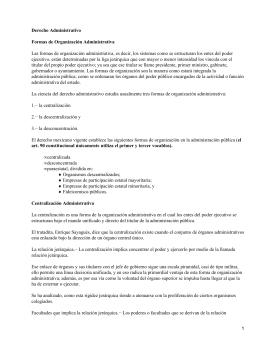 Administración Pública en México. Secretarías de Estado