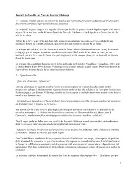 Bearn O La Sala De Les Nines de Llorenç Villalonga