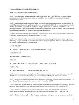 Código de procedimientos civiles salvadoreños