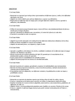 Currículum de grado medio