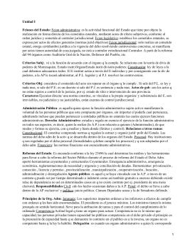 Derecho administrativo y laboral argentino