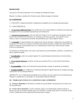 Derecho Civil II