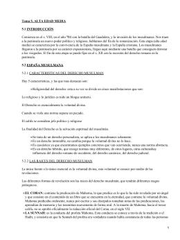Derecho de la Alta Edad Media en España