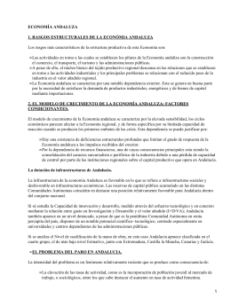 Economía de Andalucía