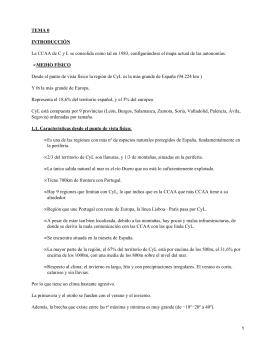 Economía de Castilla y León