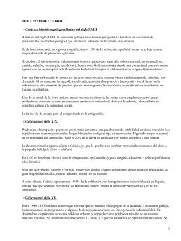 Economía de Galicia