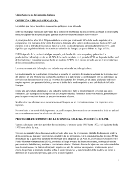 Economía gallega