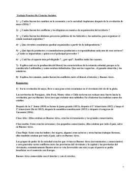 Economía y Sociedad del Río de la Plata