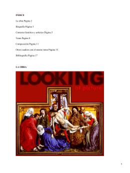 El descendimiento de la Cruz; Rogier Van der Weyden