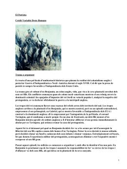El Patriota; Roland Emmerich