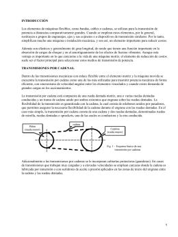 Elementos flexibles para generar movimiento