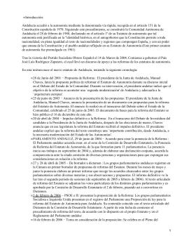 Estatuto de Autonomía andaluz