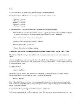 fedra racine studies essay