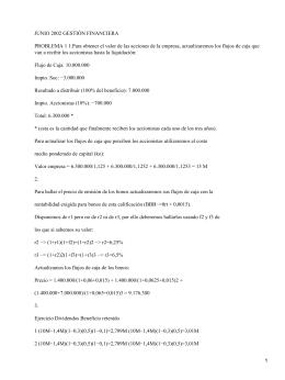 JUNIO 2002 GESTIÓN FINANCIERA