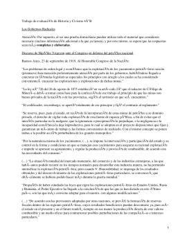 Gobiernos radicales de Argentina (1916-1930)