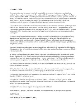 Institución Muchachos y Muchachas con Don Bosco