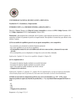 UNIVERSIDAD NACIONAL DE EDUCACION A DISTANCIA