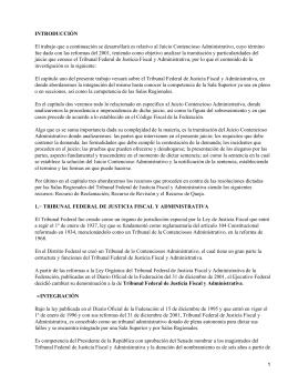 Juicio Contencioso Administrativo en México