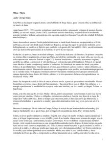 Análisis Literario De Maria De Jorge Isaacs índice Indice