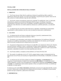 Norma chilena de electricidad