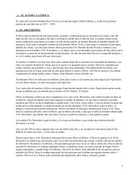 Analysis oliver twist pdf