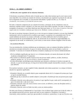 Orden jurídico español