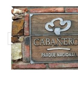 Parque Nacional de Cabañeros