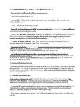 Sistema bancario español