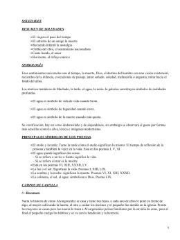 Soledades. Campos de Castilla; Antonio Machado