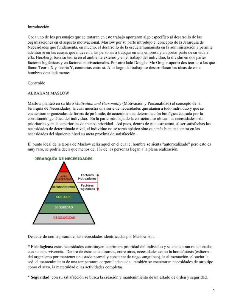 Teorías En El Desarrollo De Las Organizaciones