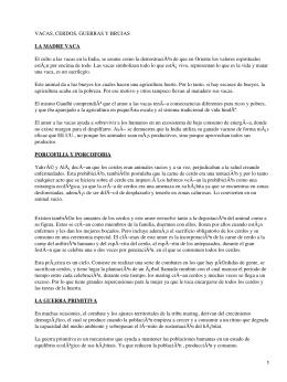 VACAS BRUJAS GUERRAS CERDOS PDF Y