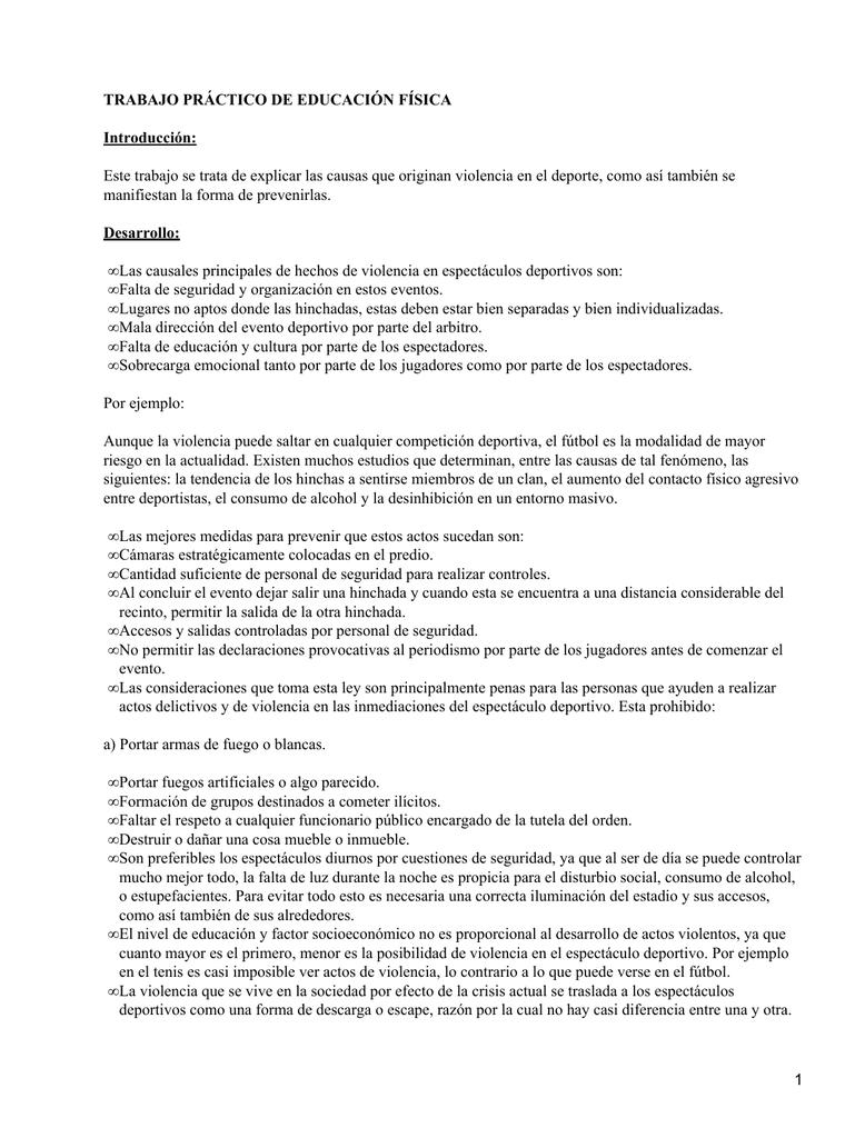 Que Es Introduccion De Un Trabajo Ejemplo   Opciones de Ejemplo