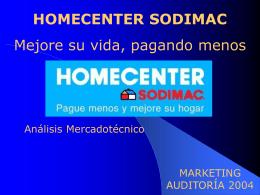 Análisis mercadotécnico de una empresa de materiales de construcción latinoamericana