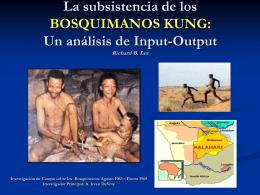 Bosquimanos Kung