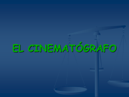 Cinematógrafo