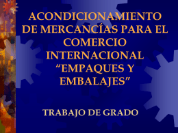 Comercio exterior en Venezuela