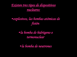 Dispositivos nucleares