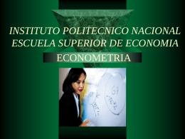 Econometría básica