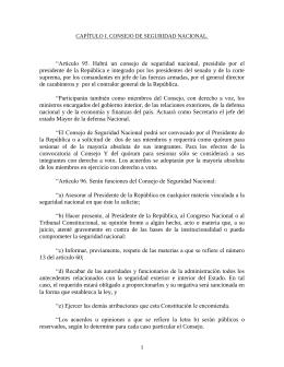 Fuerzas Armadas de Orden y Seguridad públicas en Chile