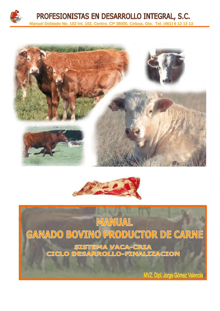 uso del clenbuterol en bovinos