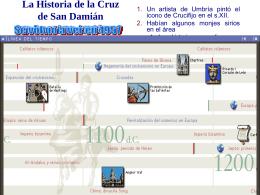 Historia de la Cruz de San Damián