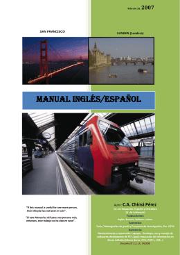 Manual Inglés-Español