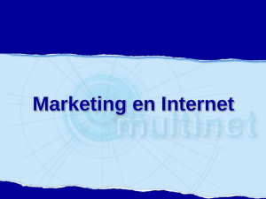 Marketing en Internet