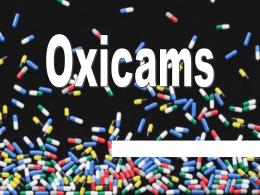 Oxicams
