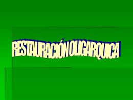 Restauración oligárquica peruana