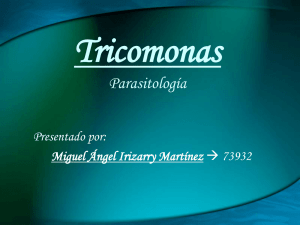 Tricomonas