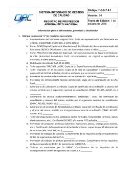 REGISTRO_PROVEEDOR_AERONAUTICO_NACIONAL