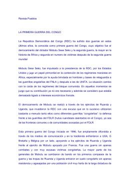 Revista Pueblos - Quién debe a quién?